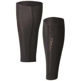 2XU Elite MCS Compression Calf Guard black/black logo